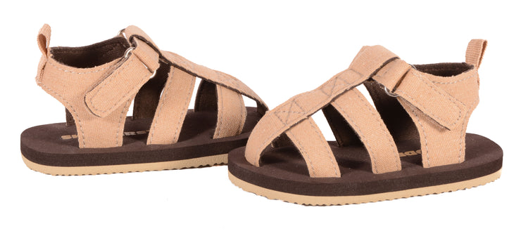 Skidders Toddler Boys Soft Lightweight Sandals Style SK1096 - Skidders.com