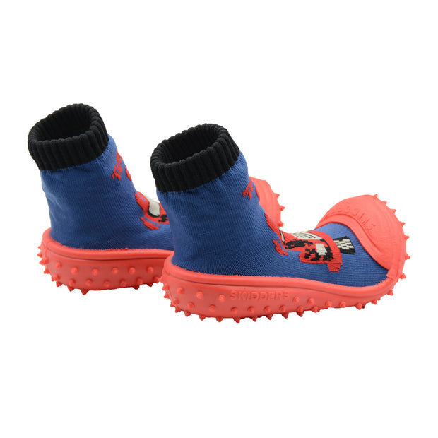 "Skidders Baby Toddler Boys Grip Shoes ""Tough Like Daddy""Style SK1270 - Skidders.com"