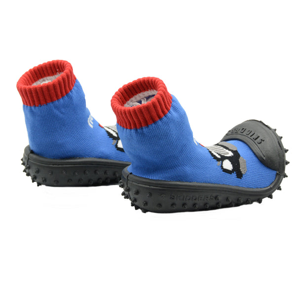 "Skidders New 2019 Collection Baby Toddler Boys Grip Shoes ""Little Rookie"" - Skidders.com"