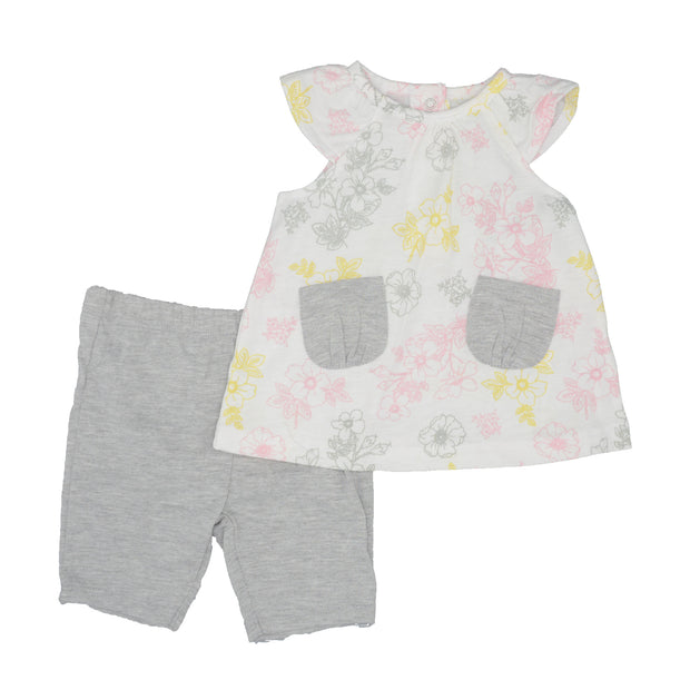 Sterling Baby Summer Dress 2 - Piece Set with Pants
