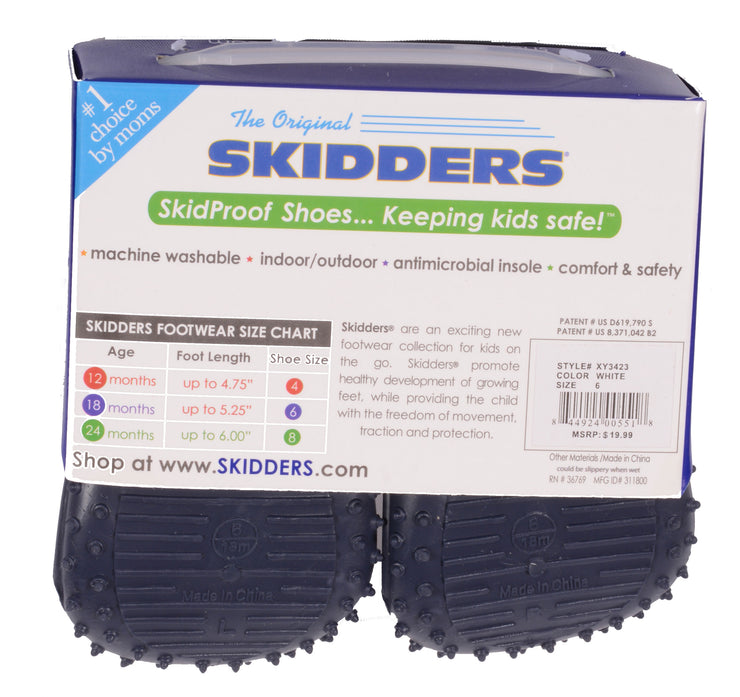 Skidders Baby Toddler Boys Shoes Style XY3423 - Skidders.com