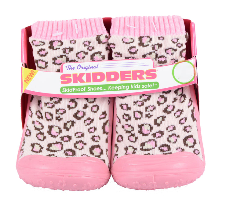 Skidders Baby Toddler Girls Leopard Shoes Style XY4189 - Skidders.com