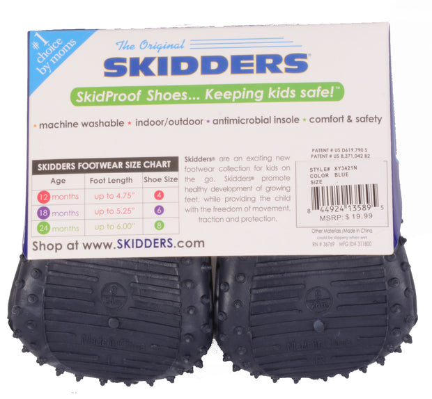 Skidders Baby Toddler Boys Shoes Style XY3421 - Skidders.com