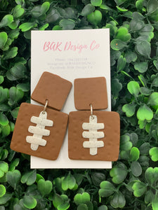 Touchdown Earrings