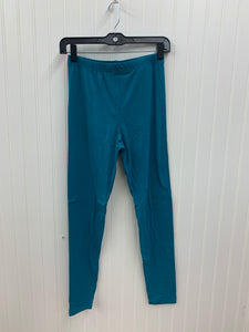 Teal Buttery Soft Leggings (Plus Size)