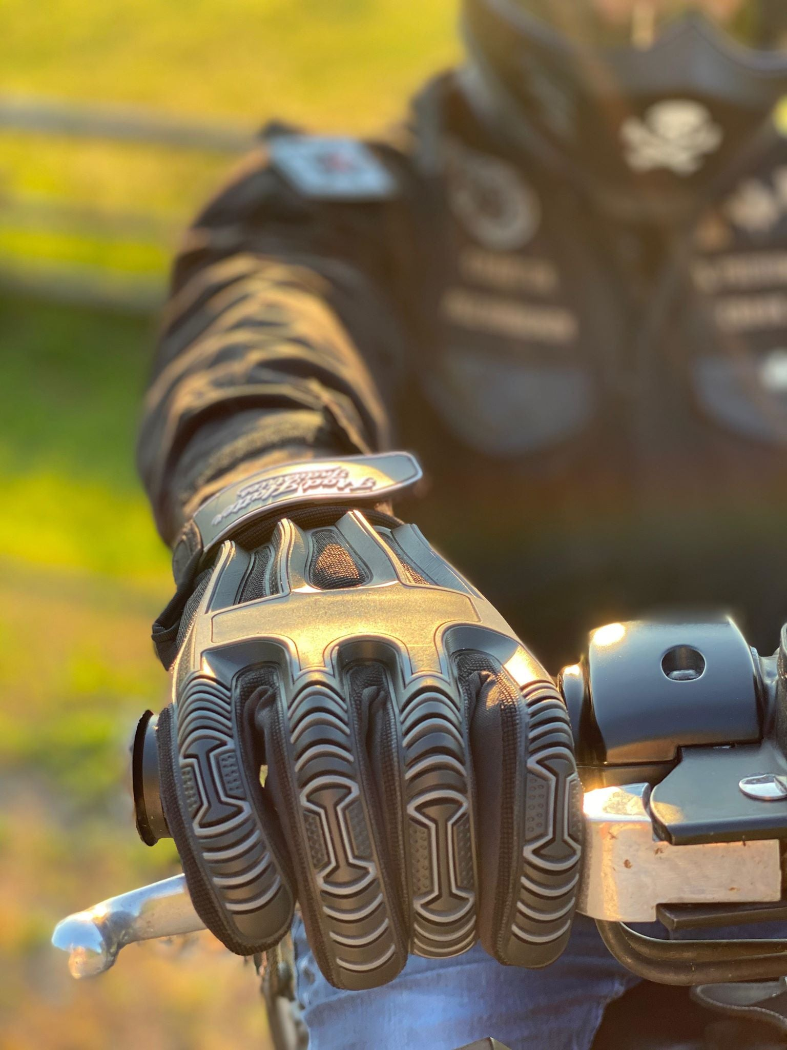 Tactical Mad Hatter Gloves