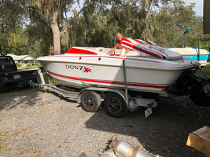 1999 Donzi 22 ZX Mercruiser 7.4 MPI (Auction Ended: Reserve Not Met)