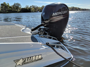 2019 Allison Grand Sport with Mercury 150 (Reserve not met)