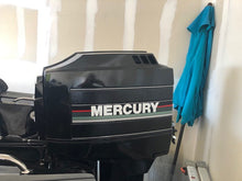 Load image into Gallery viewer, 1991 Checkmate Starflite Closed Bow with 200 Mercury Outboard (Reserve Not Met)