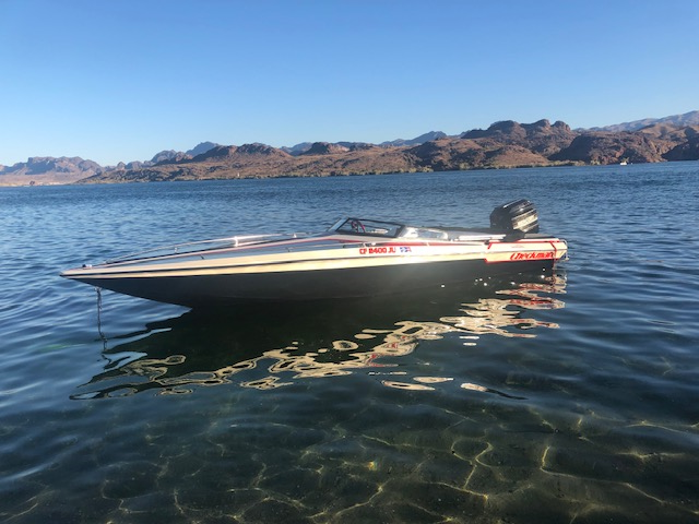 1991 Checkmate Starflite with Mercury 200 (Auction Ended)