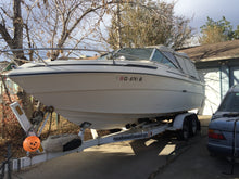 Load image into Gallery viewer, 1981 Sea Ray SRV 210 With Trailer: No Reserve (auction ended)