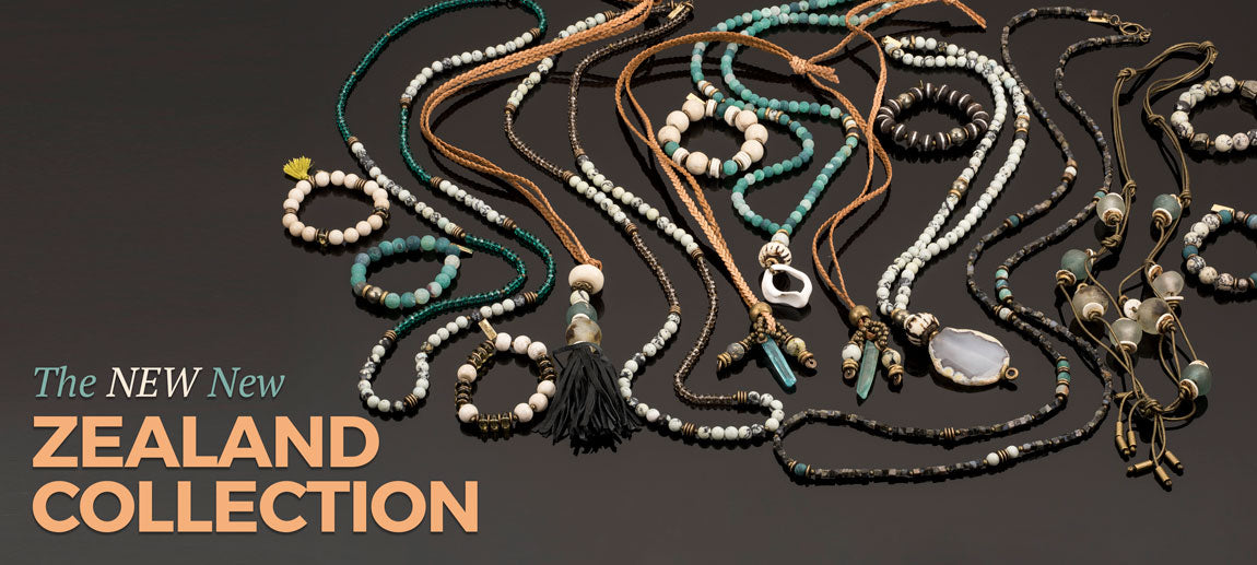 Betty James jewelry new zealand collection photo