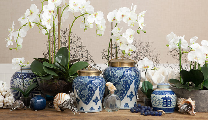 Blue & White | Alfresco Emporium Blog | Decorating ideas