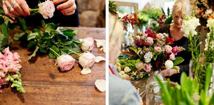 The Alfresco Story | The Flower House