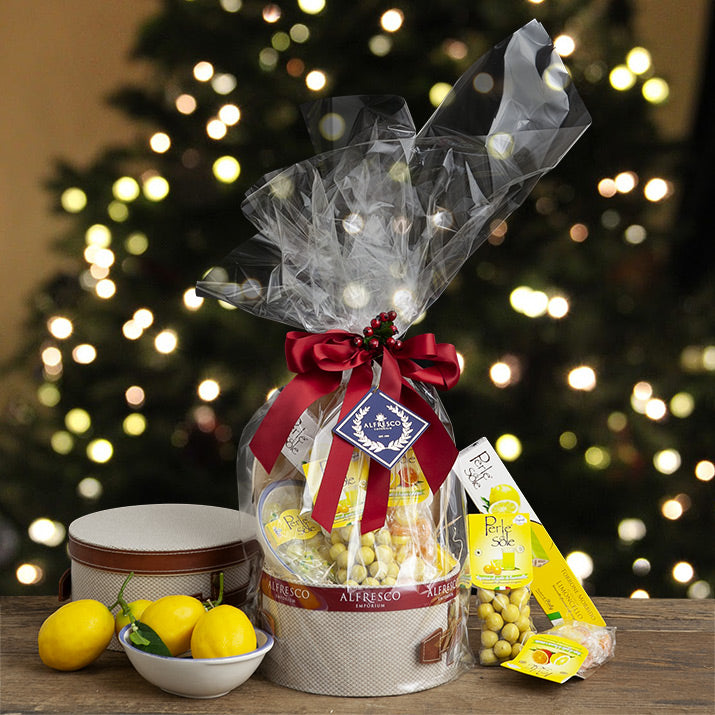 Small Alfresco Emporium Hamper.