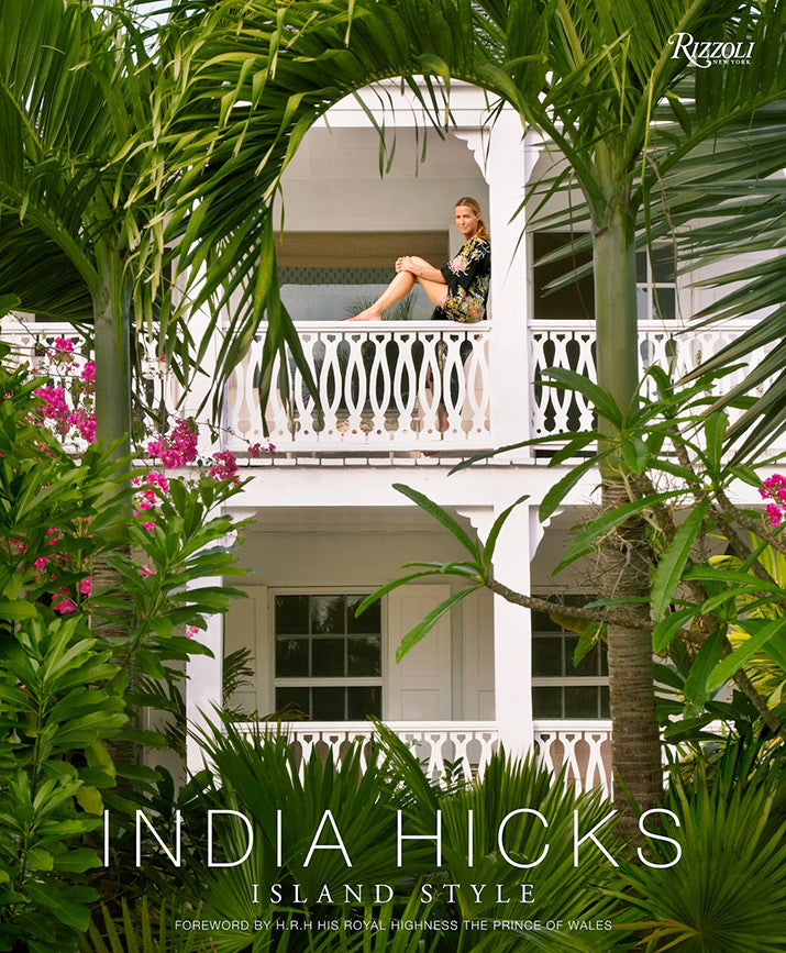 Cover of India Hicks' new book Island Style.