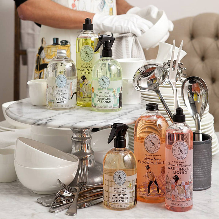 Great kitchen cleaning products from Town Talk.