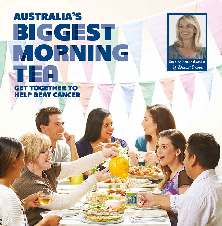 Australia's Biggest Morning High Tea 2015