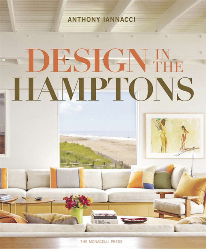 Design In The Hamptons Book