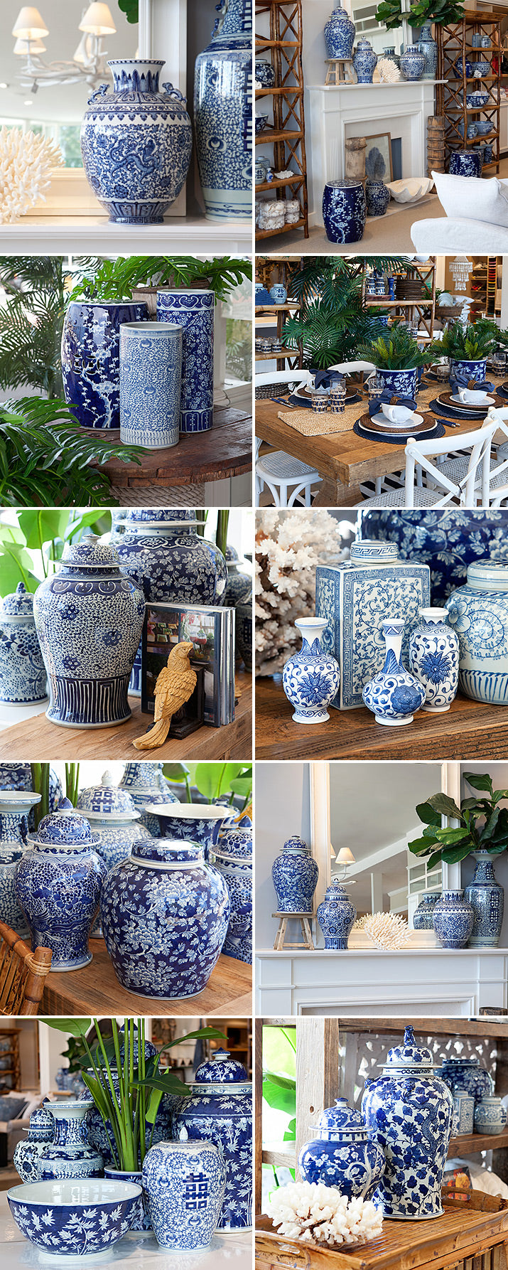 Blue white alfresco emporium blog blue and white dynasty ginger jars reviewsmspy