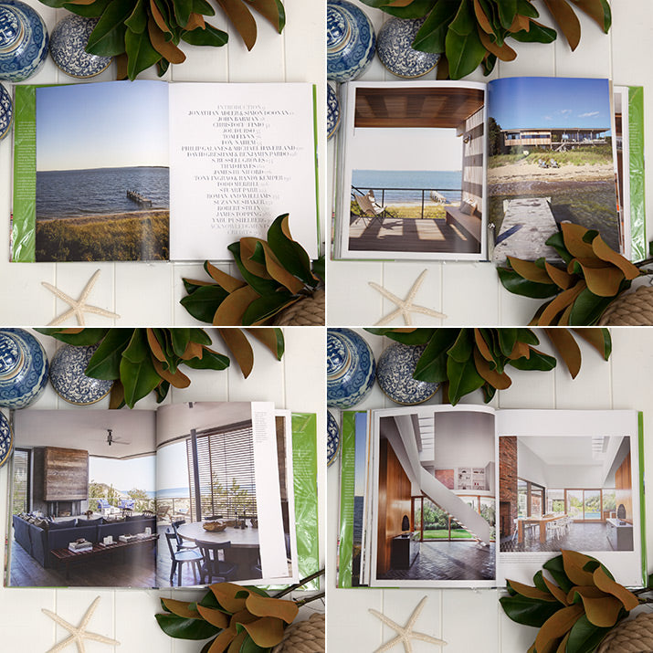 Spreads fron Design In The Hamptons