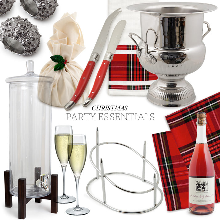 Our top products for entertaining this Christmas.