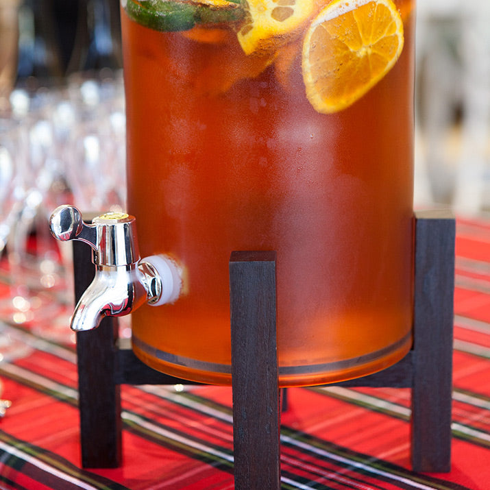 Drink Dispenser with punch.