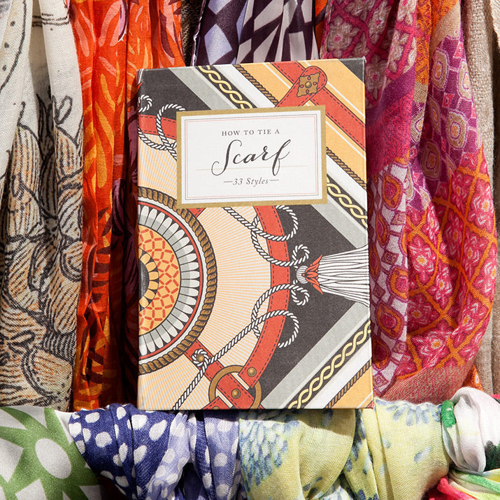Cover of Scarf Book