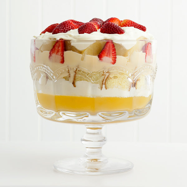 Pineapple Rum Trifle Recipe by Anna Gare