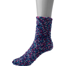 Load image into Gallery viewer, http://images.esellerpro.com/2278/I/121/774/BS151-slenderella-ladies-womens-polka-dot-spots-bed-socks-blue.jpg