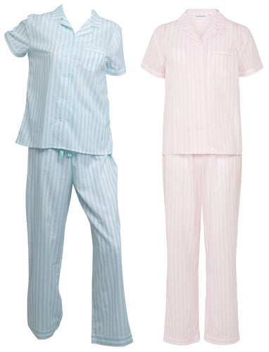 http://images.esellerpro.com/2278/I/139/018/PJ7235-slenderella-ladies-womens-striped-button-up-top-trouser-bottoms-pyjamas-pjs-set-mint-pink-group-image.jpg