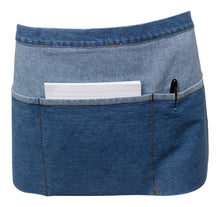 Load image into Gallery viewer, http://images.esellerpro.com/2278/I/151/235/denim-two-tone-cotton-apron-2.jpg
