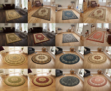 Load image into Gallery viewer, http://images.esellerpro.com/2278/I/104/771/heritage-4400-traditional-classic-design-wool-look-rug-mat-room-new-group-image-resized.jpg