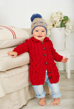 Load image into Gallery viewer, http://images.esellerpro.com/2278/I/131/513/king-cole-baby-aran-book-3-extra-photographs-8.jpg