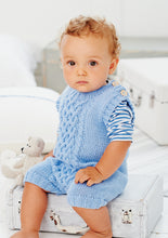 Load image into Gallery viewer, http://images.esellerpro.com/2278/I/147/006/king-cole-baby-book-eight-8-knitting-patterns-12.jpg