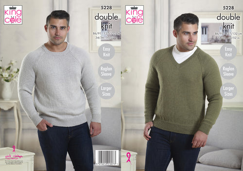 http://images.esellerpro.com/2278/I/164/368/king-cole-double-knit-knitting-pattern-mens-sweaters-5228.jpg