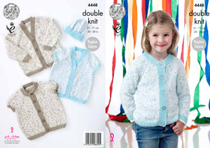 http://images.esellerpro.com/2278/I/124/685/king-cole-double-knitting-pattern-girls-cardigans-hat-4448.jpg