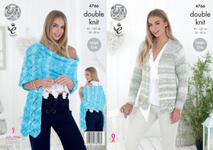 http://images.esellerpro.com/2278/I/135/159/king-cole-ladies-womens-double-knitting-pattern-lacy-cardigan-shawl-4766.jpg