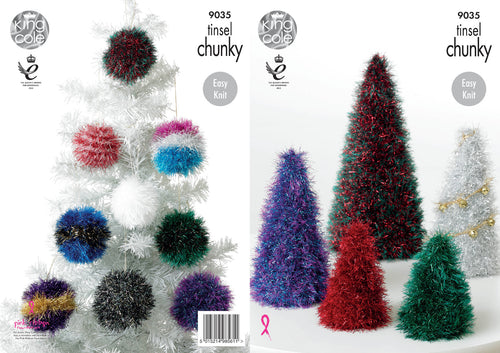 http://images.esellerpro.com/2278/I/122/501/king-cole-tinsel-chunky-knitting-pattern-festive-christmas-trees-baubles-9035.jpg