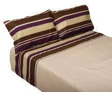 Load image into Gallery viewer, http://images.esellerpro.com/2278/I/140/696/manita-striped-duvet-quilt-cover-pillow-cases-set-purple.jpg