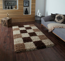 Load image into Gallery viewer, http://images.esellerpro.com/2278/I/103/715/vista-2247-checked-rug-beige.jpg
