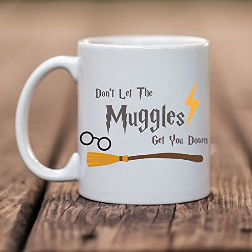 Harry Potter Inspirational Mug Personalised With Your Name