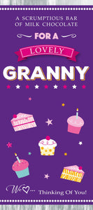 Granny Chocolate Gift Bar