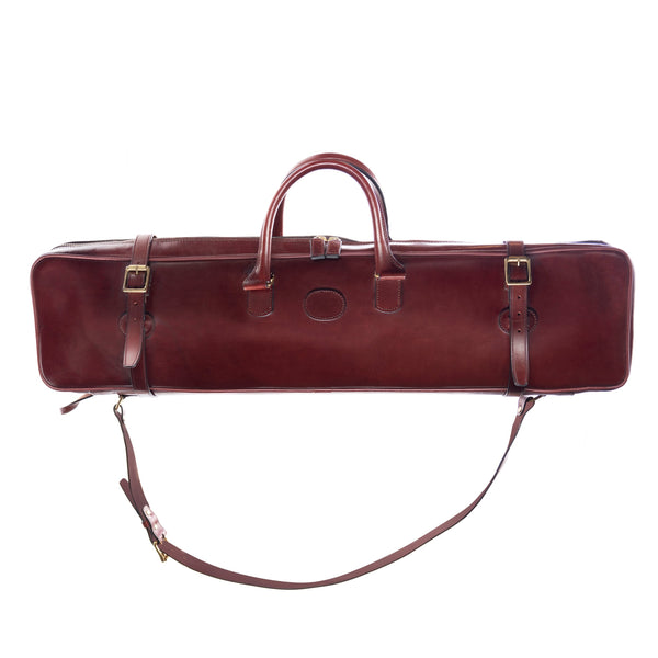 LUXURY LEATHER GUN CASE