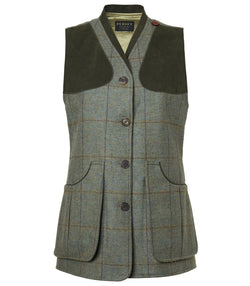 Tweed Shooting Vest (Minto)