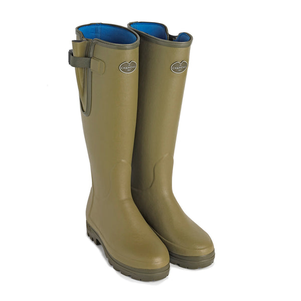 le chameau ladies boots wellies countryside