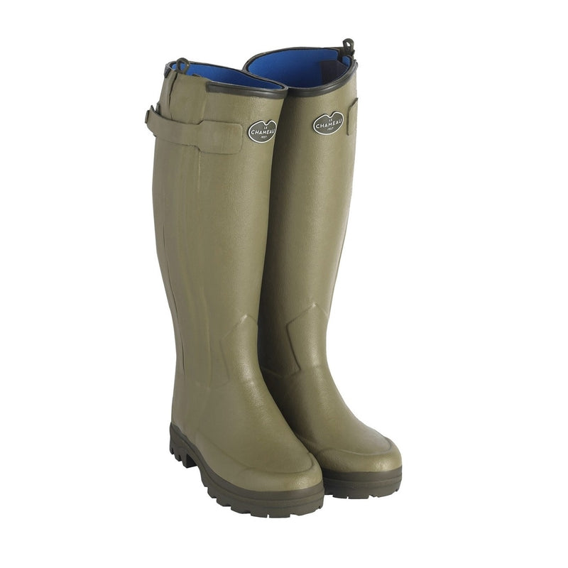 Le Chameau Ladies Boots Neoprene countryside
