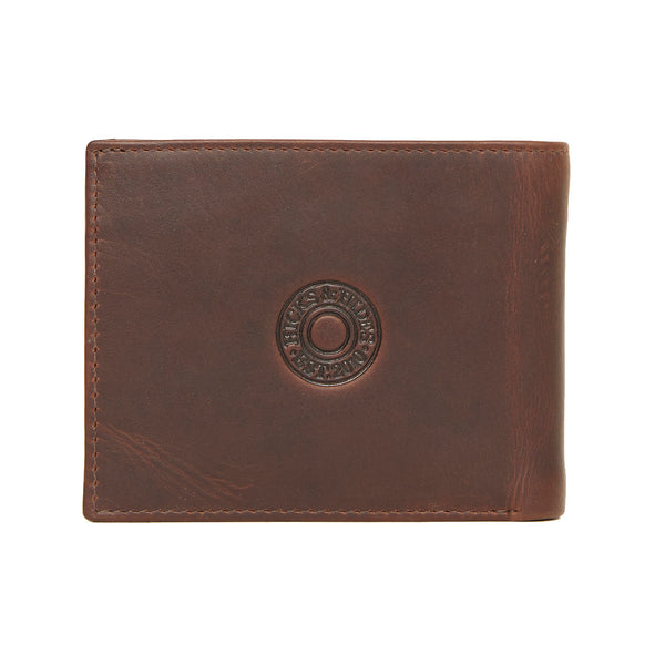 12 Bore Wallet (Brown)