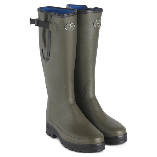 Le Chameau Mens Boots Vierzonord Neoprene wellies