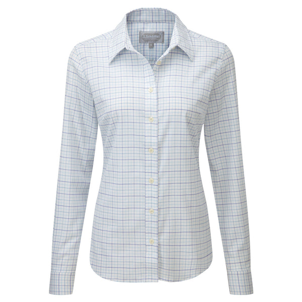 Tattersall Shirt (Blue)